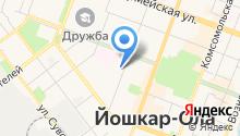 Адвокатский кабинет Суворовой Г.Н. на карте