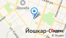 Адвокатский кабинет Зверевой Ю.С. на карте