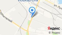 Моторс, магазин автозапчастей для КамАЗ, Howo на карте
