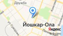 Нотариус Бусыгина С.В. на карте