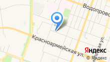 Lash school на карте