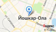Банкомат, Банк Йошкар-Ола, ПАО на карте