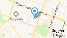 Адвокат Мухаматшин М.М. на карте
