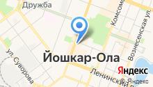 M-klassik на карте