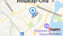 Адвокатский кабинет Каненко Л.Н. на карте