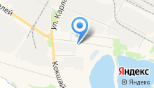 KIA MAG Motors на карте