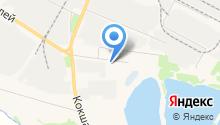 ГАЗ MAG Motors на карте