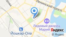 123b.ru на карте