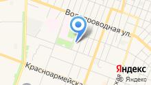 Авком-12 на карте