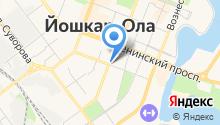 Казылык на карте