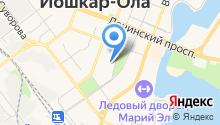 MUSE на карте