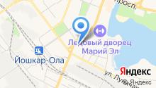Акватур на карте