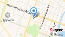 Банк Йошкар-Ола, ПАО на карте