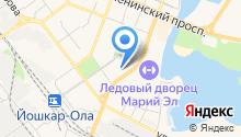 Red City на карте