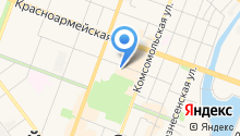 Hobby Shop на карте