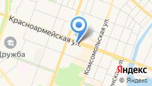 Адвокатский кабинет Ильина Н.А. на карте