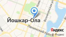 Агентство загородного отдыха на карте
