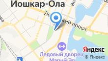 Архитектор, МУП на карте