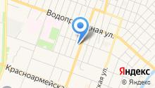 Академ-Сервис на карте