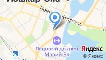 3D Decor на карте
