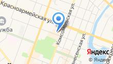 Адвокатский кабинет Куликова В.А. на карте
