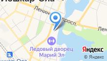 Айкидо на карте