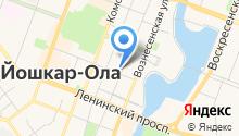 Арбитражный управляющий Кропинов С.П. на карте
