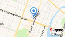 MDM12 на карте