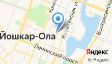 Адвокатский кабинет Ионовой А.В. на карте