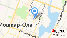Автоколледж на карте