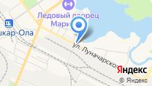 СТО АВТО на карте
