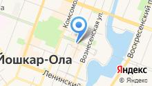 Костромской ювелирный завод на карте