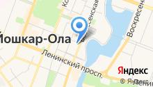 Beunique на карте