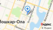 Адвокат Винокуров С.В. на карте
