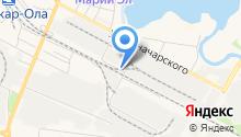 На Складской на карте