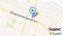 АкваГаз на карте