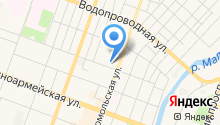 Kenga на карте