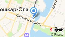 Адвокатский кабинет Тютюнова А.А. на карте
