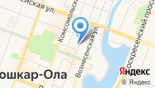 Адвокатский кабинет Захарян Т. Н. на карте