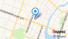 Адвокатский кабинет Копылова О.Б. на карте