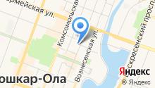 Акпарс на карте