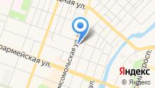 БАМ на карте