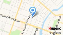 1С-Рарус Йошкар-Ола на карте