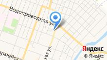 Автострада на карте