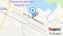 Акашево на карте
