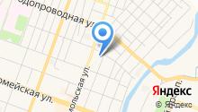 Inetlabs на карте