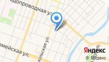 Акпатыр на карте