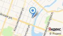 TS на карте