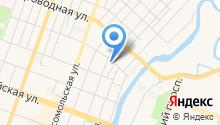 Авторазбор на Льва Толстого на карте