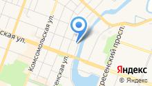 Forli на карте